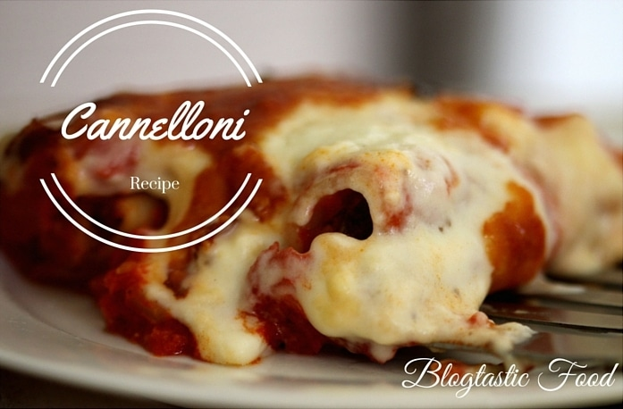 I have gone for a tomato based #cannelloni with a creamy minced #beef filling. It is a fantastic flavour combination and it's definitely worth the end result.https://www.blogtasticfood.com/