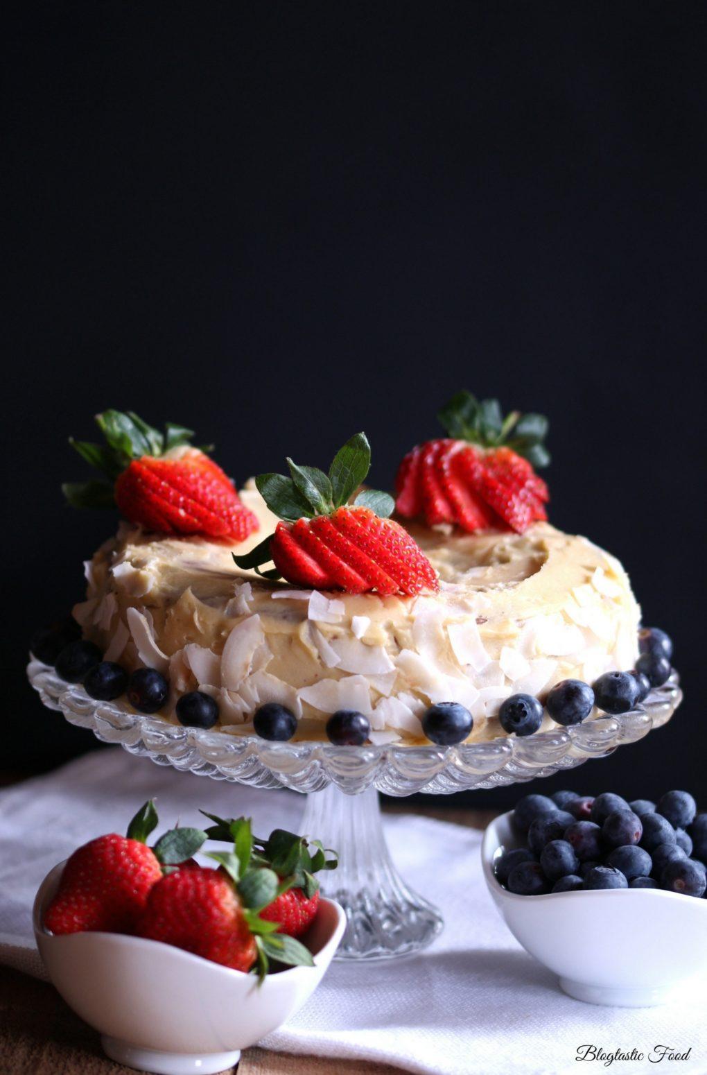 Fathers Birthday Cake