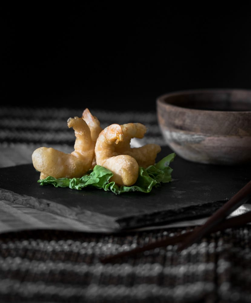 Tempura Prawns With Soy Dipping Sauce Blogtastic Food
